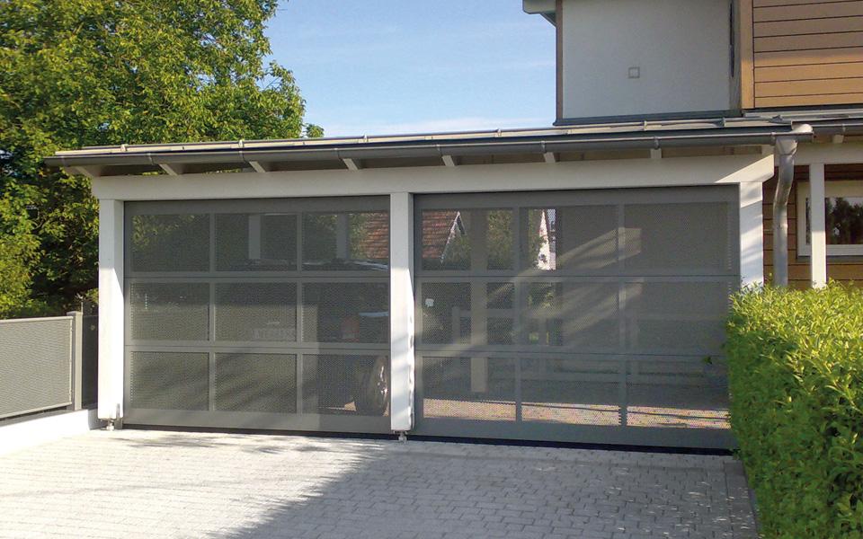 Garagentor für carport die schönsten einrichtungsideen
