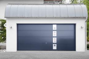 Garagentore Sektionaltore Aluminium LS4000 modern Motiv Luce100