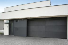 garagentore deckensektionaltore ls4000 modern glatt anthrazit 2