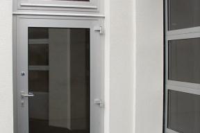 Garagentueren Aluminium TA4000 Klassisch Motiv Basic
