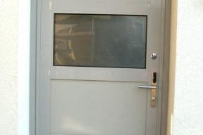 Garagentueren Aluminium TA4000 modern Motiv Basic