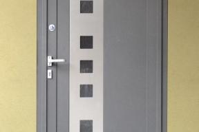 Garagentueren Aluminium TA4000 modern Motiv Luce100