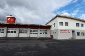 Industrietore Sektionaltore Stahl Paneel DSTS40 Feuerwehrtore
