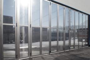 Industrietore Falttore ST602F für Unternehmen