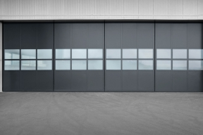 Industrietore Schiebetore Stahl ST602S Unternehmen