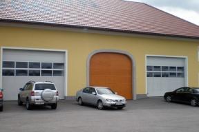 Industrietore Sektionaltore Aluminium DSTA40 Agrartore