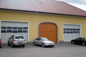 Industrietore Sektionaltore Stahl Paneel DSTS40 Agrartore
