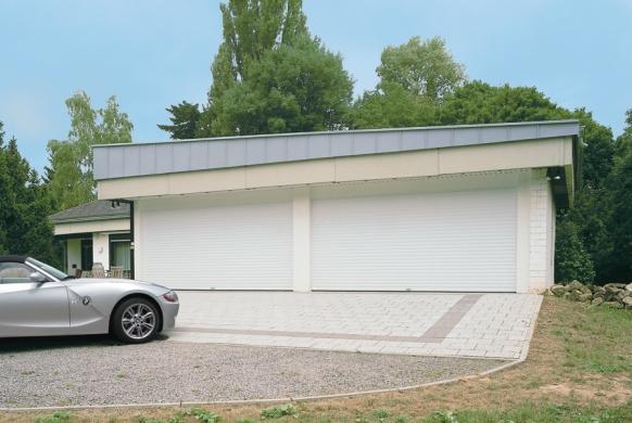 Garagentore Rolltore LRP77 modern