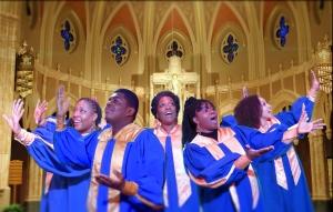Sponsoring Kiwanis Gospel & Soul Charity Konzert