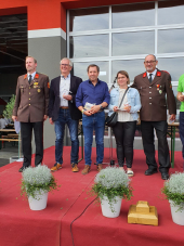 LINDPOINTNER Sektionaltore bei der FFW Enzersdorf/Fischa